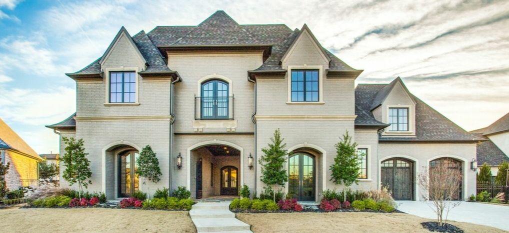 3823 Broadmoor Way Frisco Tx Stunning Custom Home
